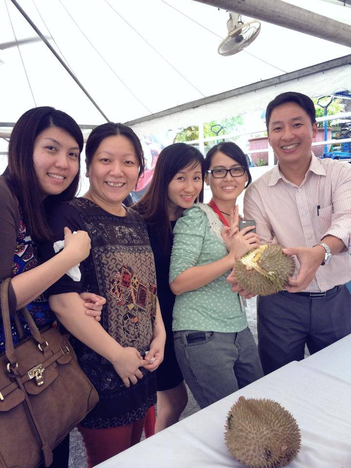 All You Can Eat Durian Fest Aug 2014_4