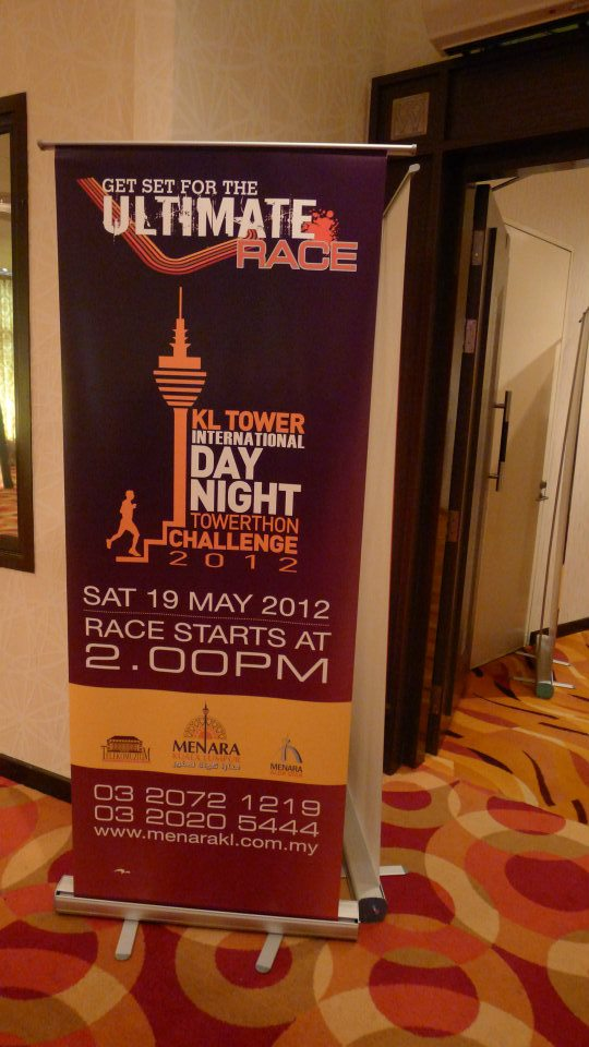 KL Tower Towerthon Challenge May 2012_4