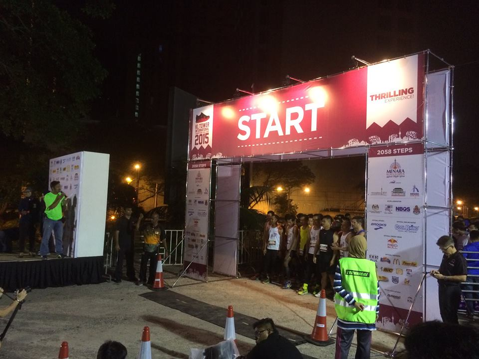 KL Tower Towerthon Challenge May 2015_2