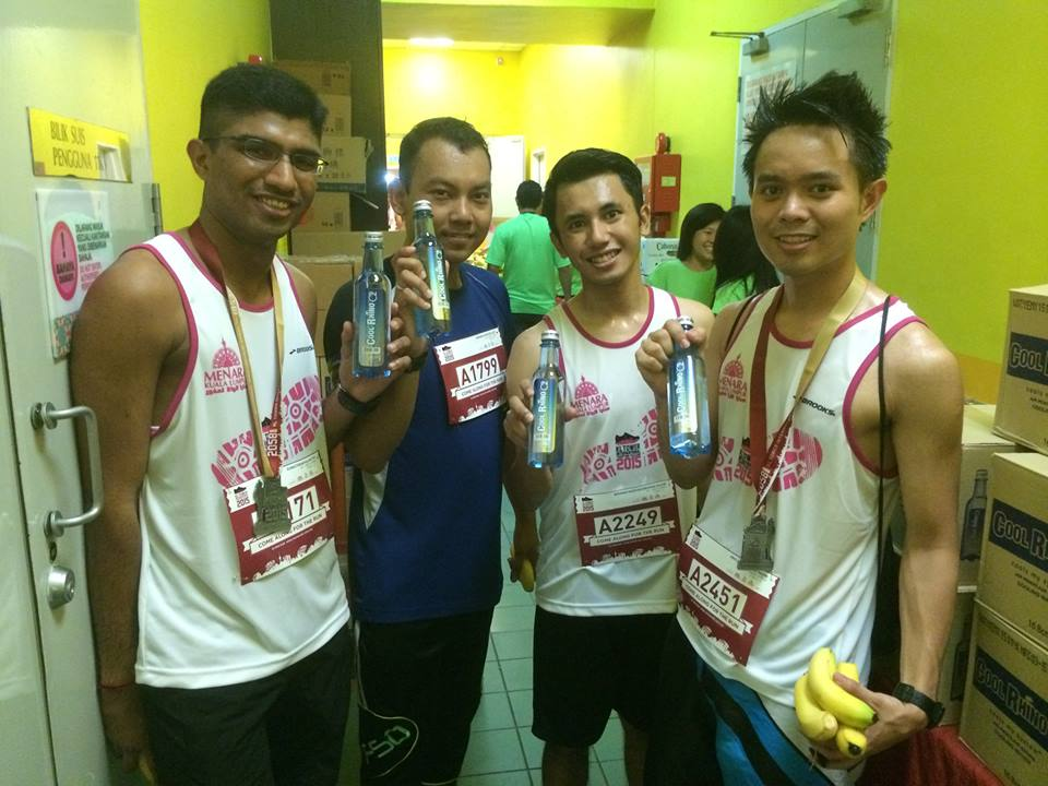 KL Tower Towerthon Challenge May 2015_4