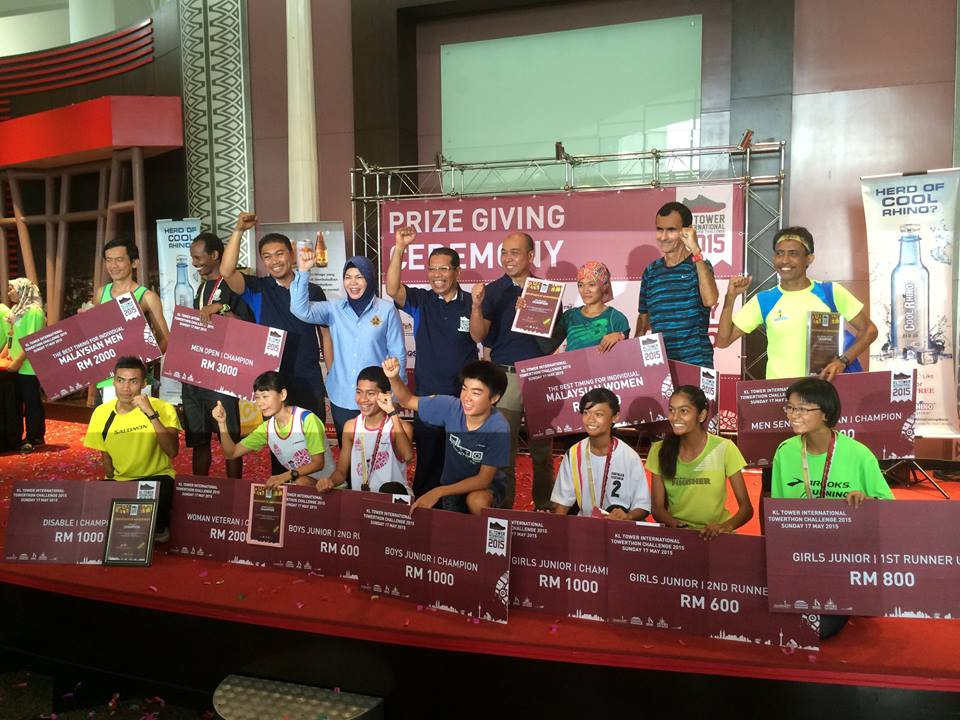 KL Tower Towerthon Challenge May 2015_6