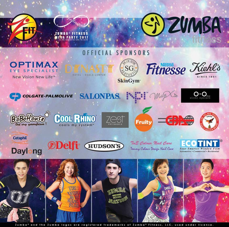 Zumba Fitness Mega Party 2017_1