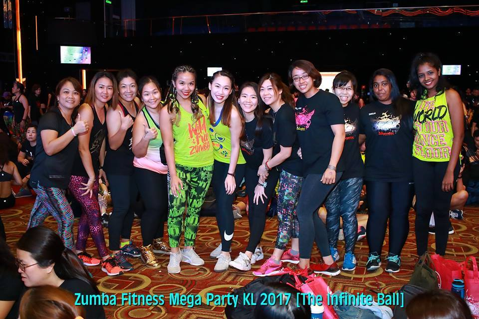 Zumba Fitness Mega Party 2017_4