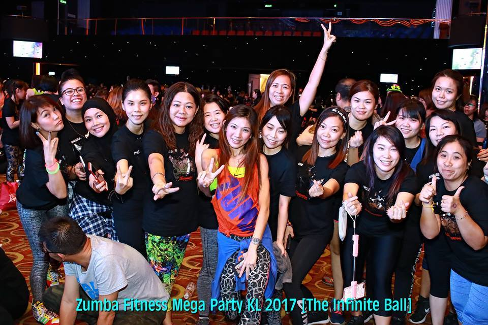 Zumba Fitness Mega Party 2017_8