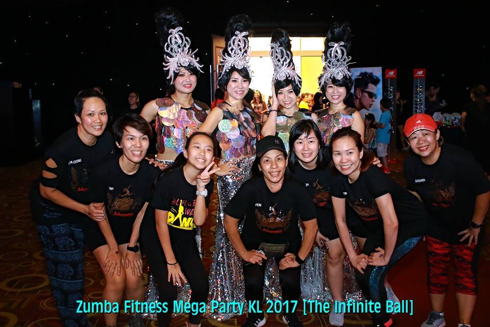 Zumba Fitness Mega Party 2017_9